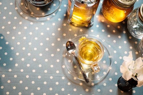 Miel de abejas preparación