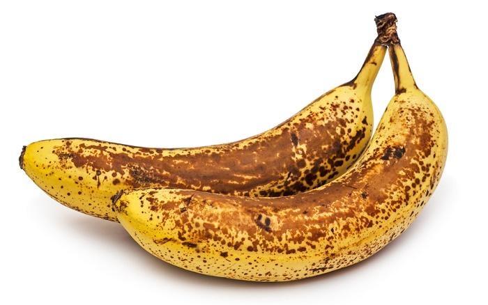bananas maduras