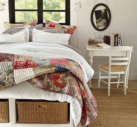 Renovar la decoraci n del hogar por poco dinero for Renovar la casa dormitorio