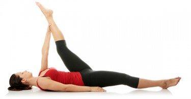 Yoga ciática ejercicios