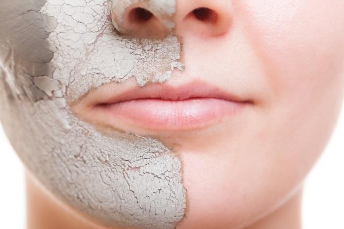 Si es necesario limpiar a la persona skrabom ante el trazado de la máscara