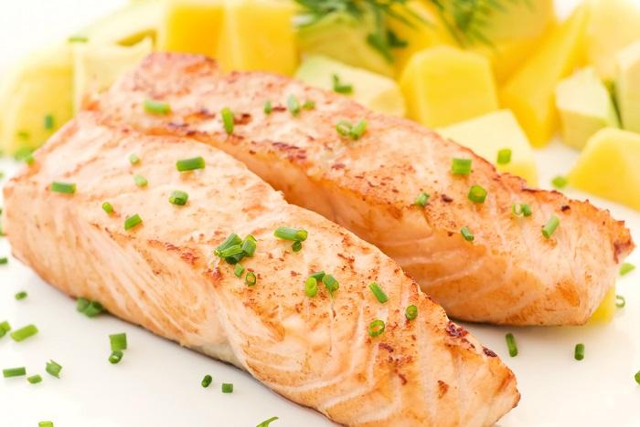 salmon vitamina B12 beneficios para la salud