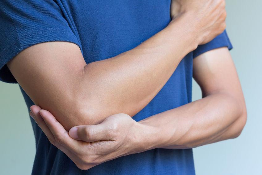 tendinitis y dolor severo en el codo