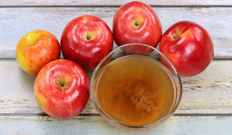 C 243 mo usar vinagre de sidra de manzana para bajar de peso