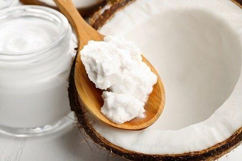 dientes Aceite de coco