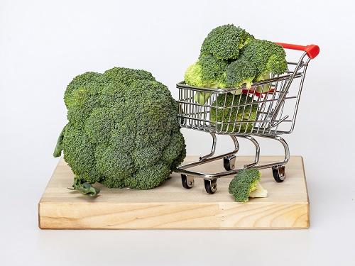 Brócoli es bueno para la vista