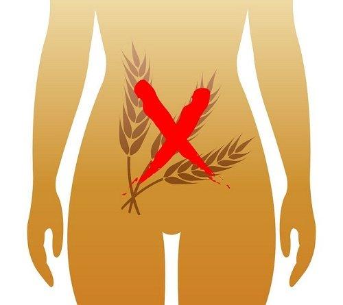 Alergias estacionales Sin gluten