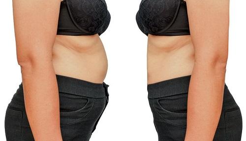 antes y despues peso corporal imc