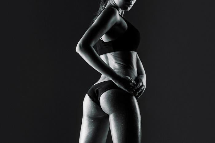 glúteos trasero mujer ejercicio