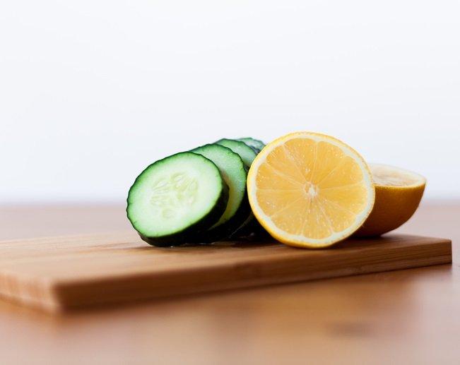 jugo de limon para las manchas en las manos