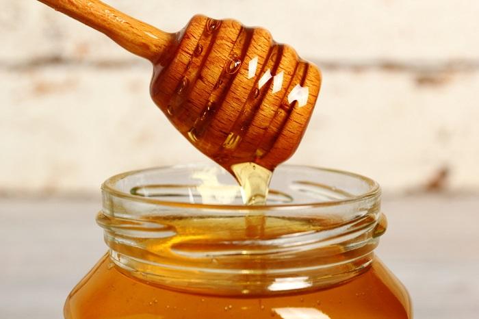 mascarilla miel