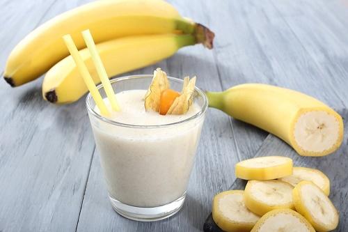grasa corporal plátano