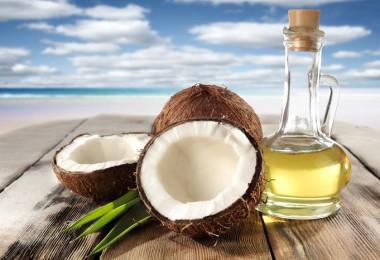 aceite de coco protector solar