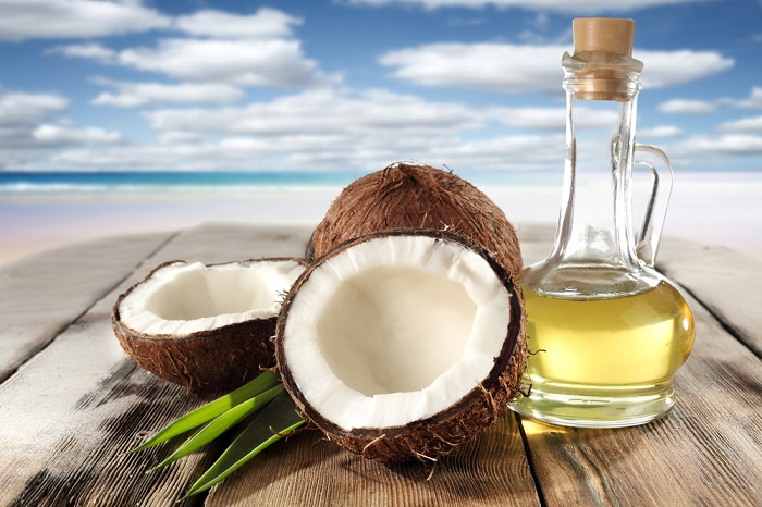 aceite de coco protector solar natural