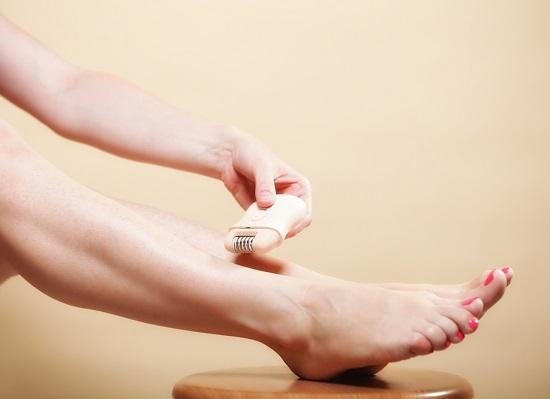 cómo depilarse las piernas para evitar los pelos encarnados