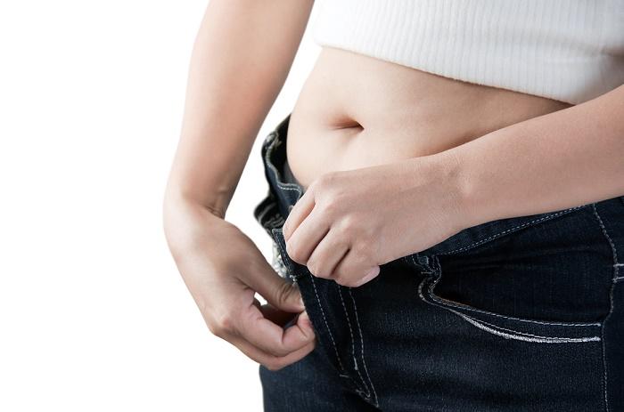 grasa corporal panza