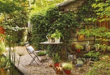 jardines verdes para darle vida al hogar
