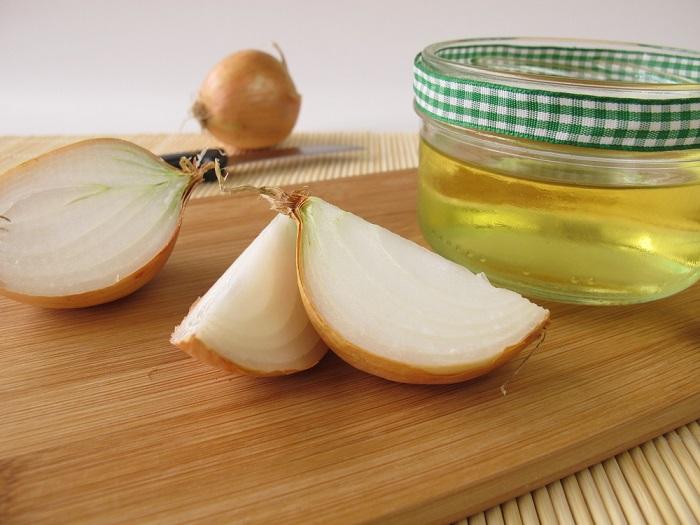 cascaras de cebolla para tratar la sarna