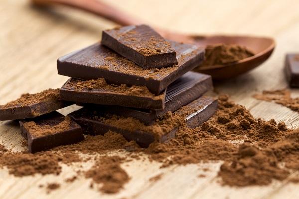 para hacer chocolate caliente saludable