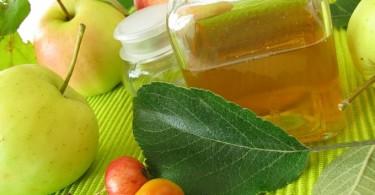vinagre de manzana para evitar la diarrea
