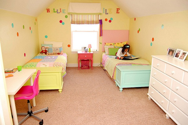 cuartos para niñas