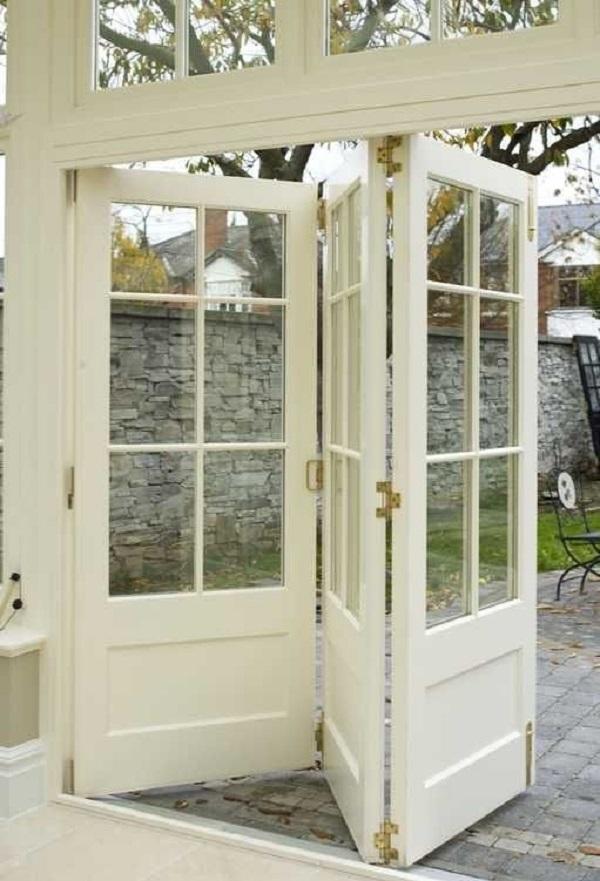 25 ideas de puertas interiores para el hogar for Como hacer una puerta de madera para jardin