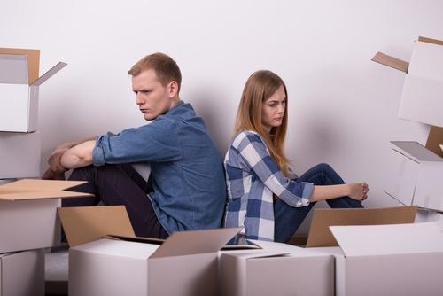 Cambiarte de casa causa fatiga