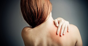 Fibromialgia dolor en la espalda