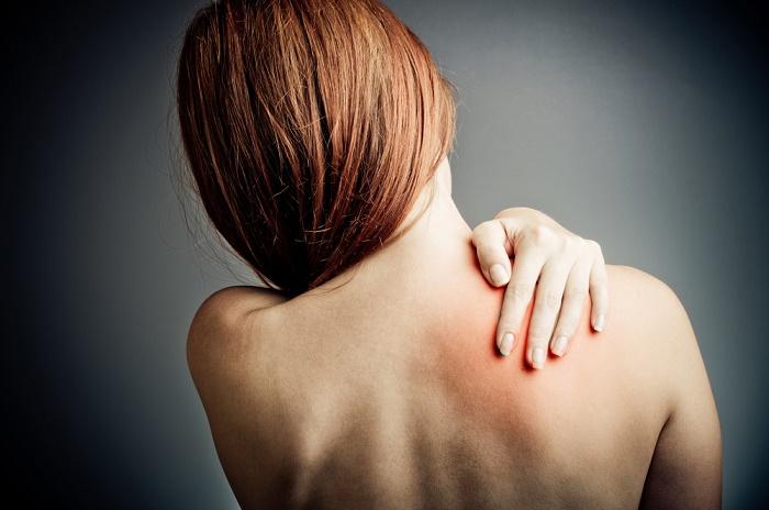 Fibromyalgi smerter i ryggen