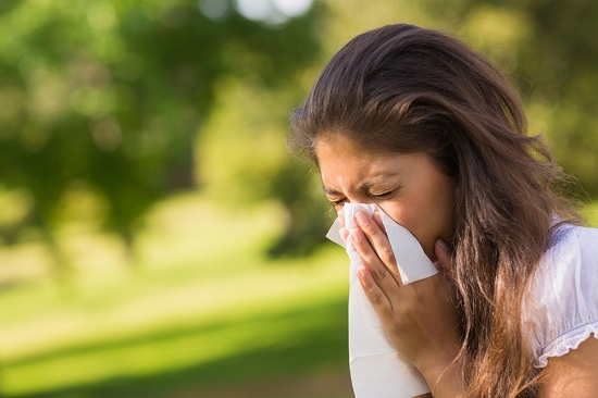 alergias producto picazón en los ojos