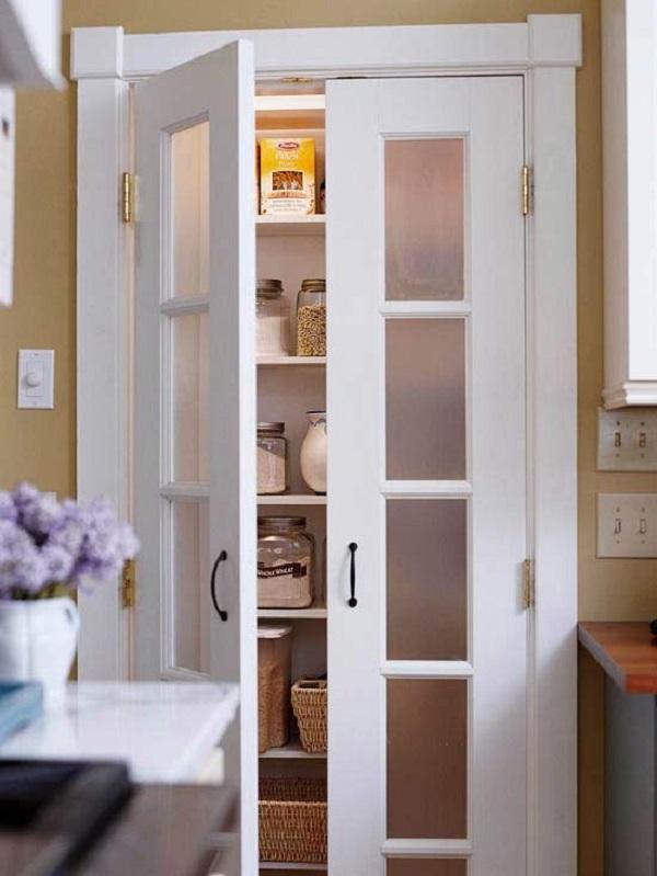 25 ideas de puertas interiores para el hogar - Puertas de cocina ...