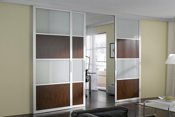 25 ideas de puertas interiores para el hogar for Puertas interiores modernas