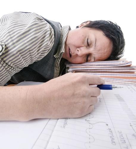 fatiga por qué estoy tan cansado