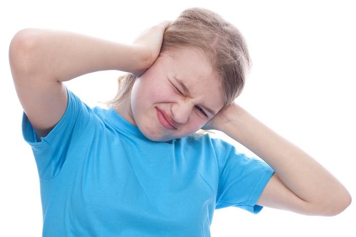 agua del oido no sale