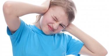 oído cabeza dolor