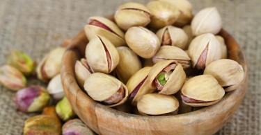 razones para comer pistachos