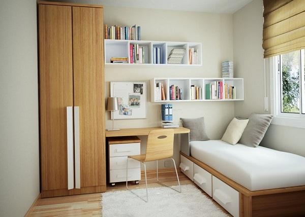 Habitación modernista