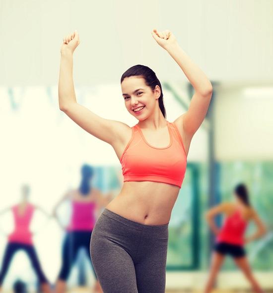 zumba ejercicio