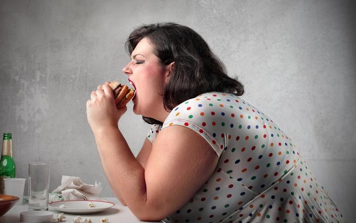 hormona del hambre mujer obesa