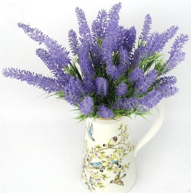 plantas para haitación lavanda