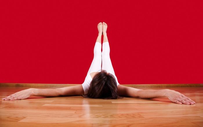 postures pour le stress