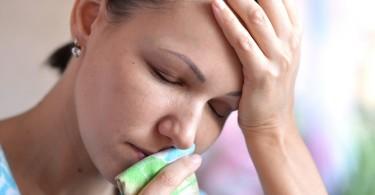 señales de un sistema inmune debilitado