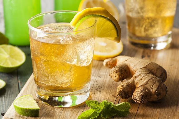 beneficios del jengibre y el limón para bajar de peso