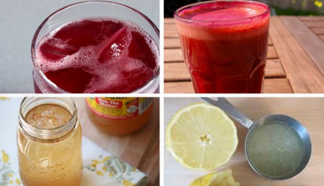 bebidas para desintoxicar riñones