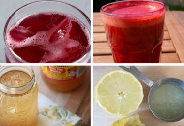 5 bebidas para limpiar los riñones y mejorar la circulación sanguínea