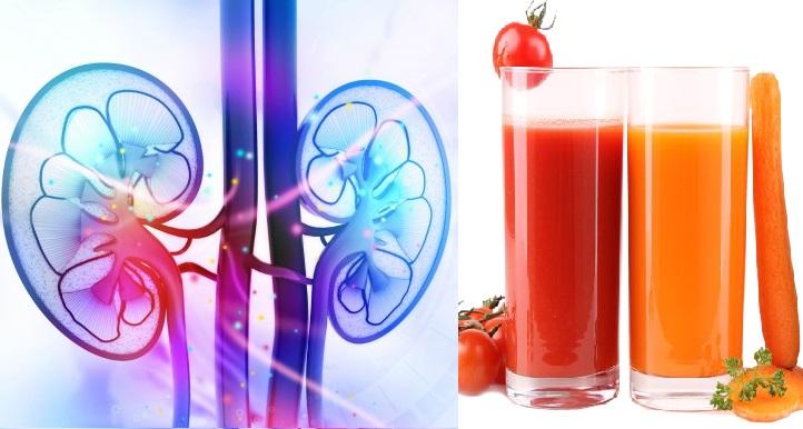 bebida desintoxicar riñones
