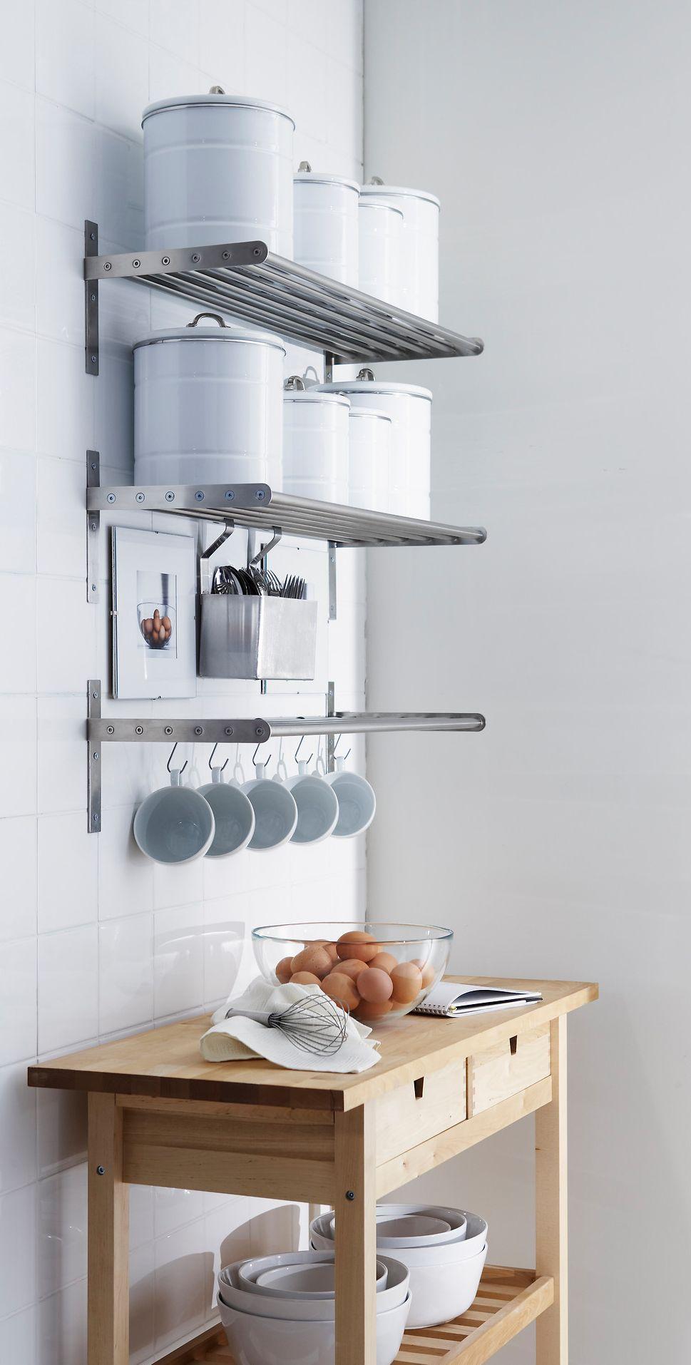natural ikea kitchen organization ideas | 40 soluciones prácticas y tips para organizar tu cocina