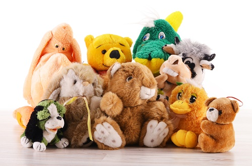 peluches que no son saludables