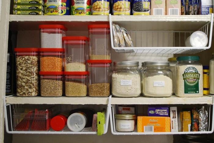 40 soluciones pr cticas y tips para organizar tu cocina for Como ordenar la cocina