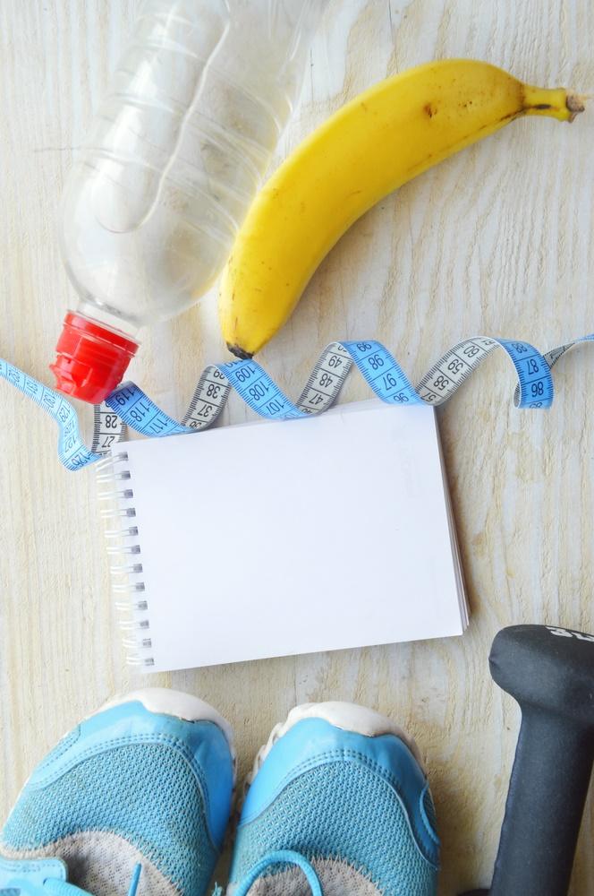 plátano banana agua dieta